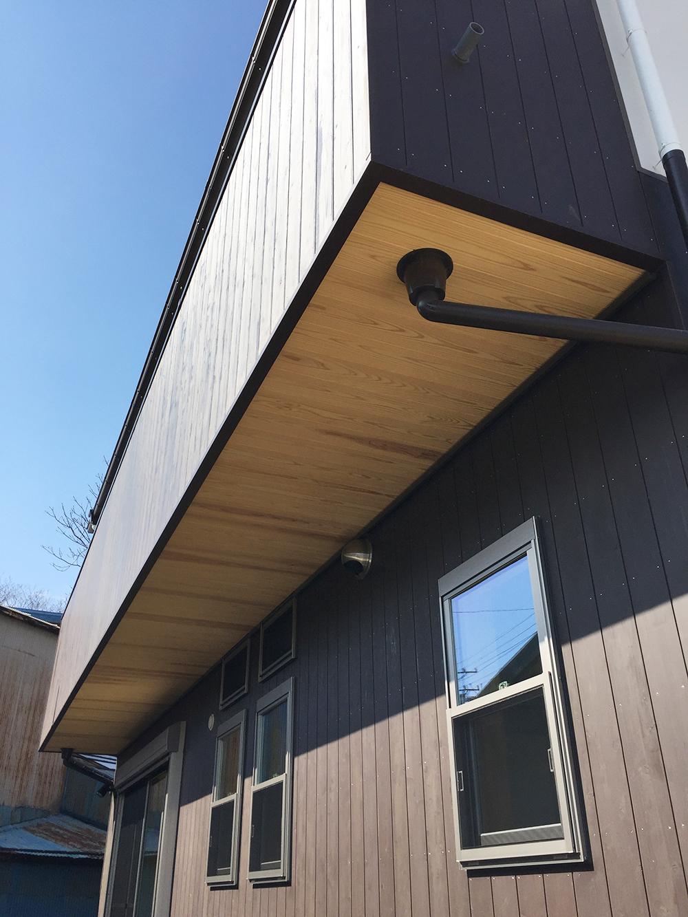 ※屋根のイメージです